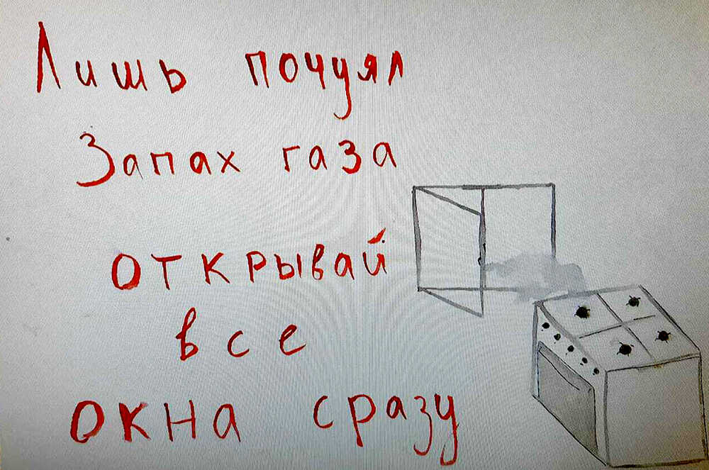 Детские рисунки на тему :